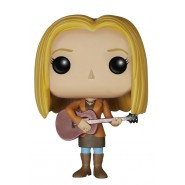 FRIENDS Figura Collezione Phoebe Buffay 10cm Funko POP! 266 Originale