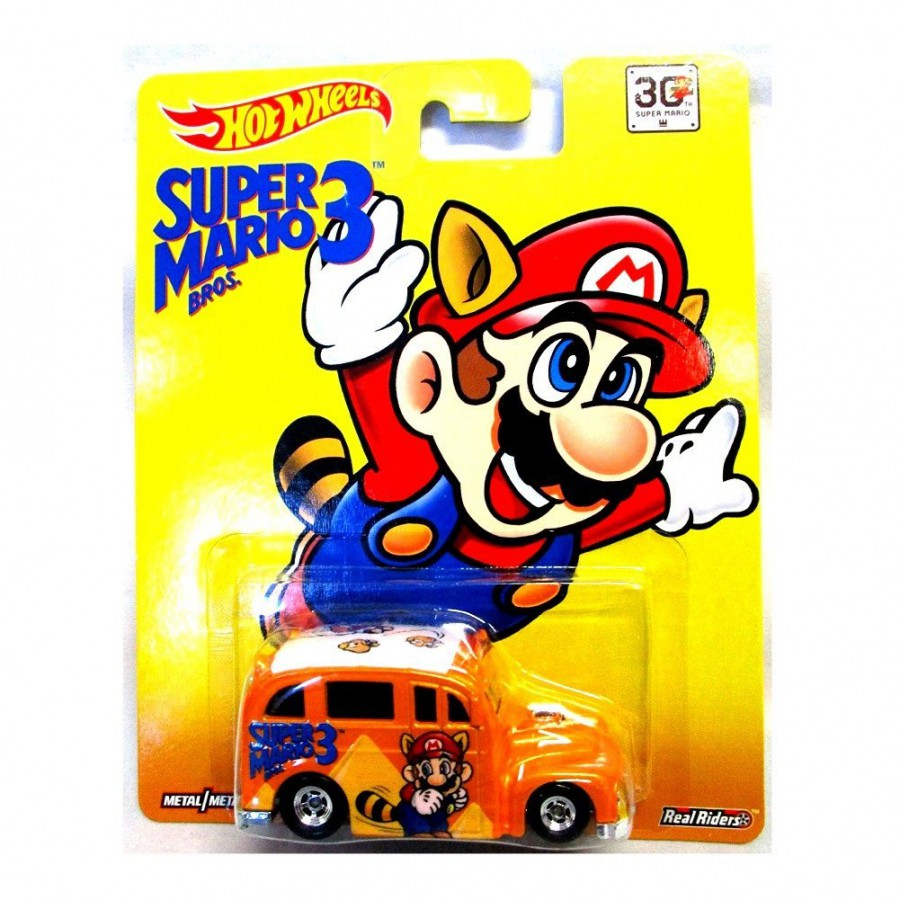 model car super mario 30th anniversary mattel hot wheels. Black Bedroom Furniture Sets. Home Design Ideas