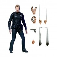 TERMINATOR 2 Action Figure 18cm T-1000 Ultimate ORIGINAL Neca USA