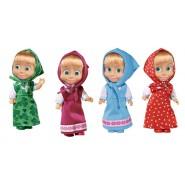 Bambola MASHA Doll Figura 12cm Originale SIMBA Toys ORSO