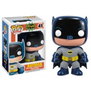 Figura Collezione BATMAN Classic Tv Series 10cm POP HEROES 41 Originale FUNKO