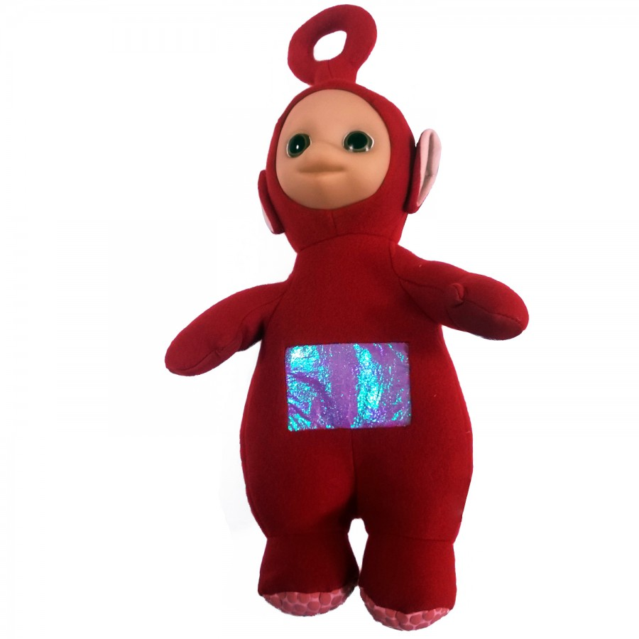 CHOOSE YOUR ONE Plush Soft Toy TELETUBBIES Standing 20cm ORIGINAL