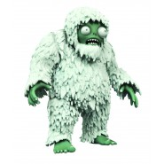 PIANTE VS ZOMBIES Figura Deluxe YETI ZOMBIE Originale Ufficiale DIAMOND SELECT