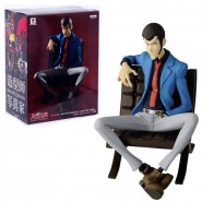 Figura Statua LUPIN THE 3RD CreatorXCreator NORMAL Originale BANPRESTO