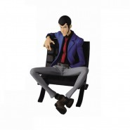 Figura Statua LUPIN THE 3RD CreatorXCreator SPECIAL Dark COLOR Banpresto