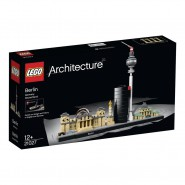 BERLIN Landscape Diorama LEGO ARCHITECTURE 21027