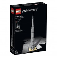 BURJ KHALIFA Landscape Diorama LEGO ARCHITECTURE 21031