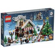 NEGOZIO DI GIOCATTOLI INVERNALE Playset Costruzioni LEGO CREATOR 10249
