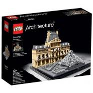 LOUVRE Paesaggio Diorama LEGO ARCHITECTURE 21024 Architettura PARIGI
