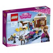 Frozen SLITTA di SVEN Anna Kristoff Playset Costruzioni LEGO 41066