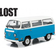 LOST Serie TV Modello Autobus VOLKSWAGEN T2 Scala 1:18 DieCast METALLO Ufficiale  Artisan Collection