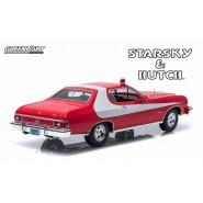 STARSKY e HUTCH Serie TV Modello Auto FORD GRAN TORINO Scala 1:18 DieCast METALLO Ufficiale  Artisan Collection