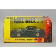 KILL BILL Modello Auto PONTIAC FIREBIRD Scala 1:43 GREENLIGHT