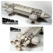 SPAZIO 1999 Kit Modello EAGLE Aquila TRANSPORTER 55cm Large XXL Edition 1/48 MPC