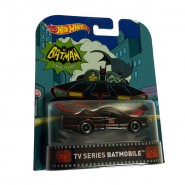 BATMAN SERIE TV Modellino Auto BATMOBILE Scala 1:64 Hot Wheels MATTEL Originale