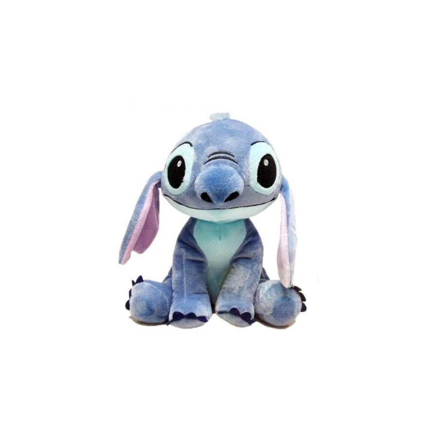 peluche stitch alieno grande 37cm originale disney lilo e. Black Bedroom Furniture Sets. Home Design Ideas