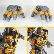 Modello ROBOT Action BUMBLEBEE da TRANSFORMERS Legacy Of Revoltech LR-050 Kaiyodo JAPAN