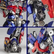 Modello ROBOT Action OPTIMUS PRIME Normal Version TRANSFORMERS Legacy Of Revoltech LR-049 Kaiyodo JAPAN