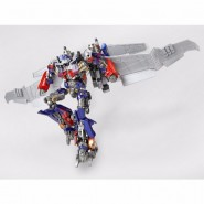 ROBOT Model Action OPTIMUS Prime JET WING Version TRANSFORMERS Legacy Of Revoltech LR-044 Kaiyodo JAPAN