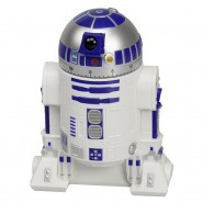 STAR WARS Clock KITCHEN TIMER Droid R2-D2 Official DISNEY Lucas Film R2D2