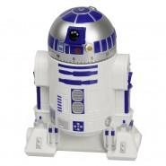STAR WARS Orologio SVEGLIA CON PROIEZIONE ORA Droide R2-D2 Ufficiale DISNEY Lucas Film R2D2