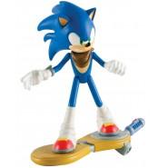 SONIC BOOM Figura Action VINILE con Stand 16cm Originale TOMY Hedgehog