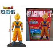 Figura Statua GOKU SUPER SAIYAN 15cm Serie Figure Collection 5 BANPRESTO Dragonball Z