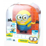 Figura 20cm INTERATTIVA Parlante MINION BOB Collector Edition MINIONS