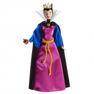 Figura REGINA CATTIVA Grimilde Biancaneve Disney Princess Classic Collection 30cm MATTEL