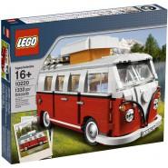 Volkswagen T1 CAMPER VAN  Playset Costruzioni LEGO CREATOR 10220