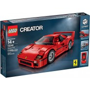FERRARI F40 Playset Costruzioni LEGO CREATOR 10248 Expert