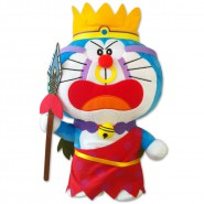 XXXL Plush DORAEMON LAUGHING Space Cat ENORMOUS 60cm ORIGINA