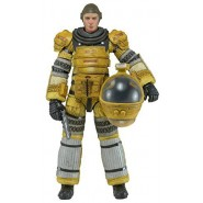 Action Figure 18cm AMANDA RIPLEY Compression SPACE SUIT from Videogame ALIEN ISOLATION Neca