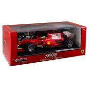 Modello 1:18 Auto FERRARI F10 Felipe Massa GP BAHREIN 2010 Formula 1 MATTEL Hot Wheels