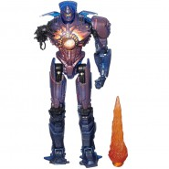 PACIFIC RIM Action Figure JAEGER GIPSY DANGER Anteverse 20cm Battle Damaged NECA USA