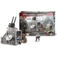GEARS OF WAR Playset ISLAND BUNKER ASSAULT Kit MECCANO 854451