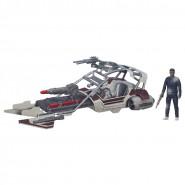 STAR WARS Kit Vehicle DESERT LANDSPEEDER and Figure FINN Hasbro DISNEY Lucasfilm