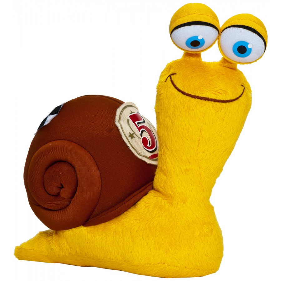 TURBO Movie SNAILS Plush BIG with BOX Choose Character ...