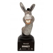 Shrek RARE Resin Bust DONKEY 20cm 8'' LIMITED EDITION Original MASTER REPLICAS USA