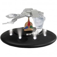 STAR TREK Rare Metal Model KLINGON Bird Of Prey 40th Anniversary CORGI