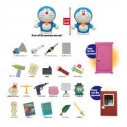 DORAEMON Complete Series of 25 Mini FIGURES Secret Tools Dokodemo DOOR Ciusky
