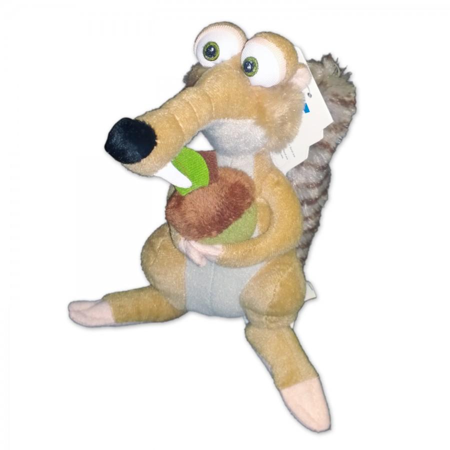 Ice Age 4 Plush Scrat Squirrel 20cm You Choose Version
