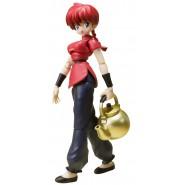 Figura Action RANMA 1/2 SAOTOME Ragazza Girl 13cm Bandai SHF FIGUARTS Figure