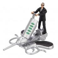 Playset DELUXE Action Figure 10cm AGENT K with COSMIC QUICK-SHIFT Jakks Pacific