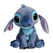 Plush STITCH Alien BIG 45cm Original Official DISNEY Hologram LILO