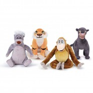 THE JUNGLE BOOK Plush 18cm Choose Your Character ORIGINAL Official DISNEY