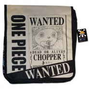 ONE PIECE Borsa Tracolla RENNY RENNY CHOPPER Wanted 35x32cm Originale Ufficiale JAPAN Messenger Bag