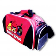 ANGRY BIRDS Gym Travel SPORT BAG 45x25cm ORIGINAL Official ROVIO
