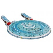 STAR TREK Model Kit ENTERPRISE NCC-1701-C Classic Scale 1:2500 SNAP KIT Easy