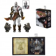 GOD OF WAR III 3 Figura Action 18cm KRATOS Ultimate NECA